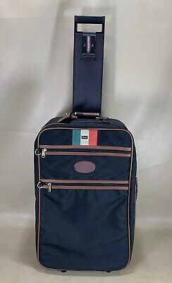 """View Details Lark Samsonite Black 22"""" Wheeled Upright Expandable Carry On Rolling Suitcase • 136.30$"""