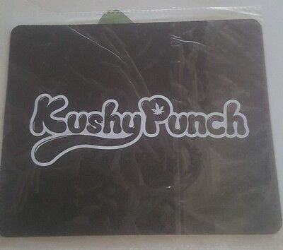 $7.49 • Buy Kushy Punch Mousepad Rollers Grinder Boxing Gloves Computer Mousepad