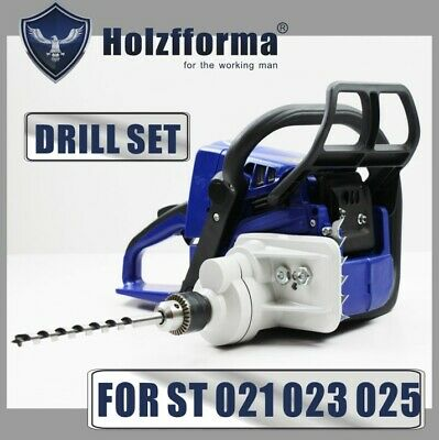 £54.99 • Buy One Set Drill Kit For Stihl 017 018 021 023 025 MS170 MS180 MS210 MS230 MS250