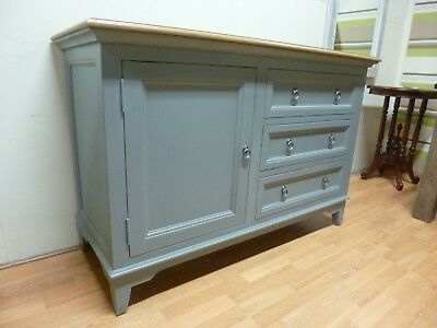 £270 • Buy New Esquisse French Antique Grey & Ash Sideboard 1.3M *Handmade In France*