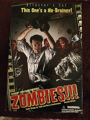 Zombies!!! Board Game (Twilight Creations)  • 19.99£