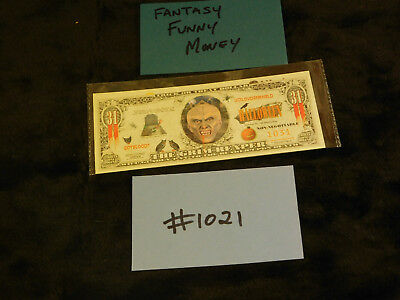 $5 • Buy Gag Gift, Fantasy, Silly Currency Crazy Fun Money! Fake Money Collectible  #1021