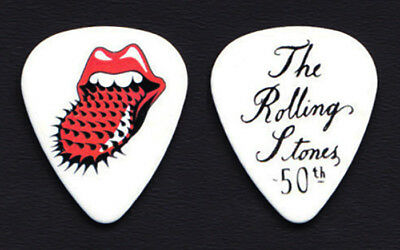 The Rolling Stones 50th Anniversary Promotional Guitar Pick #13 - 2012 Grrr! • 7.40£