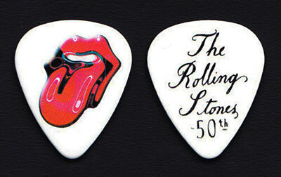 The Rolling Stones 50th Anniversary Promotional Guitar Pick #15 - 2012 Grrr! • 7.40£