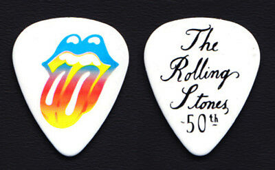 The Rolling Stones 50th Anniversary Promotional Guitar Pick #7 - 2012 Grrr! • 7.40£