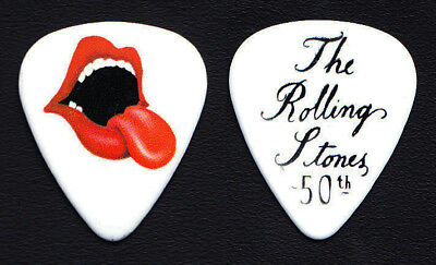 The Rolling Stones 50th Anniversary Promotional Guitar Pick #14 - 2012 Grrr! • 7.40£