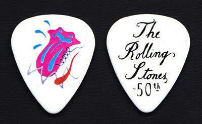 The Rolling Stones 50th Anniversary Promotional Guitar Pick #9 - 2012 Grrr! • 7.40£