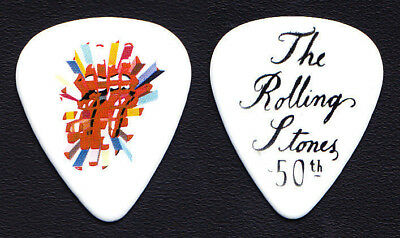 The Rolling Stones 50th Anniversary Promotional Guitar Pick #5 - 2012 Grrr! • 7.40£