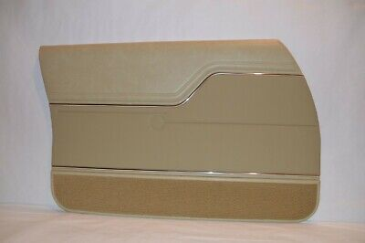 AU750 • Buy Holden HJ HX HZ GTS Full Set Of Front And Rear Door Trim Panel CHMOIS 60v