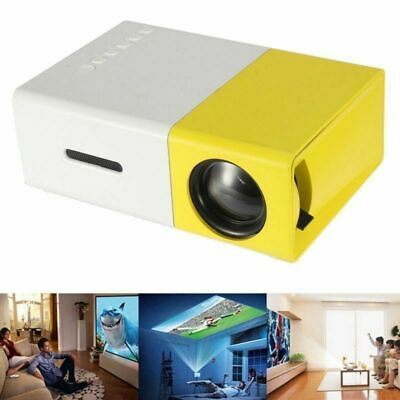 AU59.99 • Buy 2020 New Mini Pocket LED Home Cinema Projector HD 1080P Portable Cinema HDMI USB