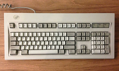 IBM Model Keyboard 1391401 W/PS/2 Cable Complete, No Missing Keys • 141.72£