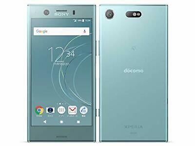 AU945.13 • Buy New Docomo SO-02K Xperia XZ1 Compact Blue Android Smartphone Unlocked JAPAN F/S