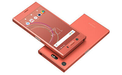 AU930.19 • Buy New Docomo SO-02K Xperia XZ1 Compact Pink Android Smartphone Unlocked JAPAN F/S