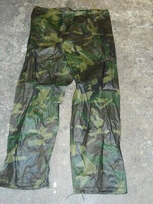 $10 • Buy U.S. Military Wet Weather Trousers