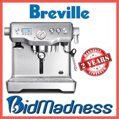 AU879 • Buy BREVILLE BES920BSS The DYNAMIC DUAL BOILER 2200W  ESPRESSO COFFEE MACHINE