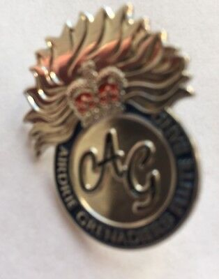 Airdrie Grenadiers Flute Band Badge Rangers Orange Loyalists Linfield Chelsea • 5.99£