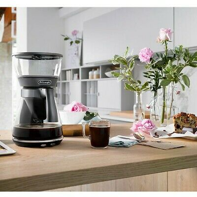 View Details De'longhi Drip Coffee Maker Filter Coffee Machine With Pour-Over Function • 161.59£