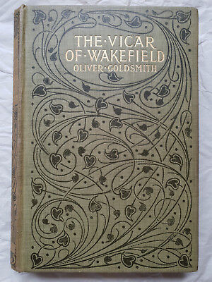 The Vicar Of Wakefield, Oliver Goldsmith, Illustrated By Hugh Thomson. Pres-copy • 80£
