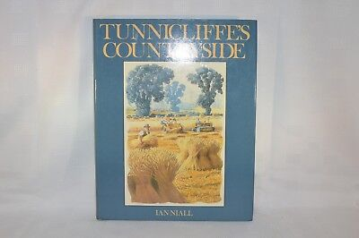 Tunnicliffe's Countryside By Ian Niall (Hardback, 1983) First Edition (Z) • 22£