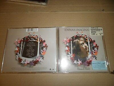 EMMA'S IMAGINATION  Stand Still  [2011] Cd  • 0.99£