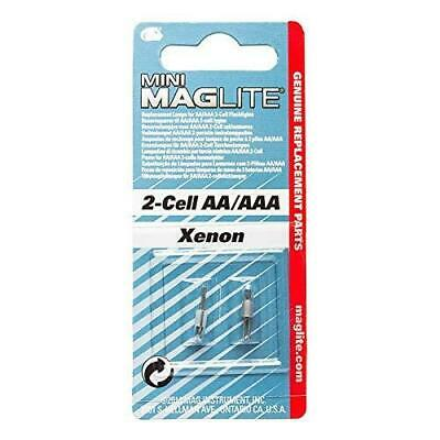 Maglite Replacement Lamps For 2-Cell AA Mini Flashlight, 2-Pack 2, Aa  • 6.20£