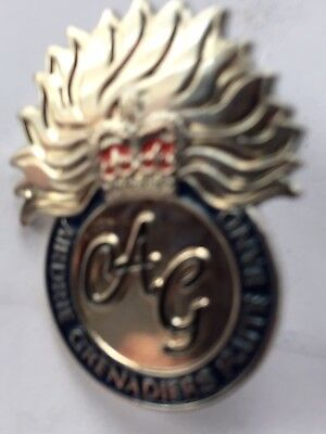 Airdrie Grenadiers Flute Band Badge Rangers Orange Loyalists Linfield Chelsea • 4.99£