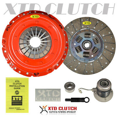 $153.55 • Buy XTD PRO STAGE 2 CLUTCH KIT Fits 2005-2010 MUSTANG GT BULLITT SHELBY GT 4.6L 281
