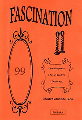£26.70 • Buy FASCINATION Sex Attraction Finbarr Black Magic Witchcraft Occult LOWEST PRICE!!