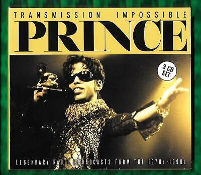 PRINCE-TRANSMISSION IMPOSSIBLE 3CD SET(2017)ETTB 085(Compilation)Eat To The Beat • 15.72£
