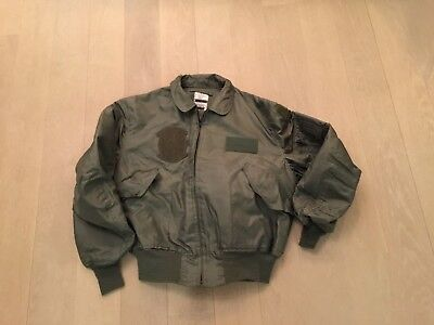 $ CDN215.16 • Buy Cwu36p Flight Jacket,excellent Used,100% Aramid, 2005,us Made,issue, Xlarge.