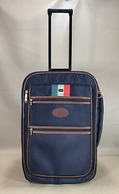 """View Details Lark Samsonite Classic Black 22"""" Wheeled Upright Carry On Rolling Suitcase • 136.30$"""