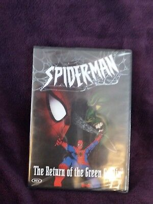 SPIDERMAN  Return Of The Green Goblin Dutch Import • 5.59£