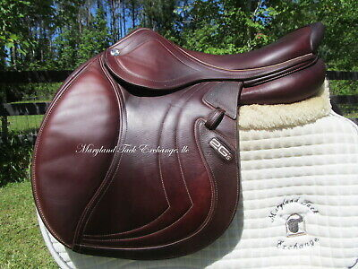 $ CDN6570.54 • Buy 17.5  CWD MADEMOISELLE BUFFALO Close Contact Jumping Saddle 3L- 2018 MODEL