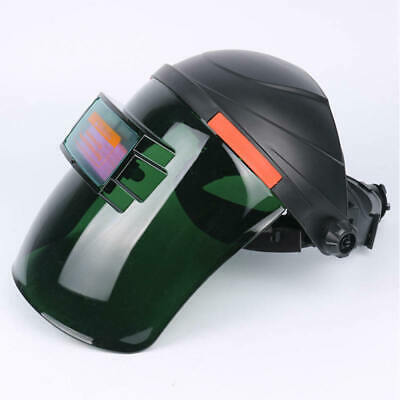 $ CDN16.84 • Buy Black Solar Powered Auto-Darkening Welding Helmet Grinding TIG Welder Mask Hot
