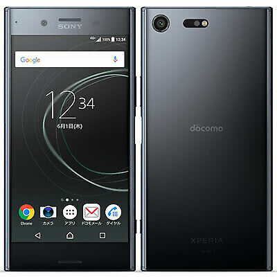 $ CDN855.69 • Buy Used Docomo Xperia XZ Premium SO-04J Deeps Android Smartphone Unlocked JAPAN F/S