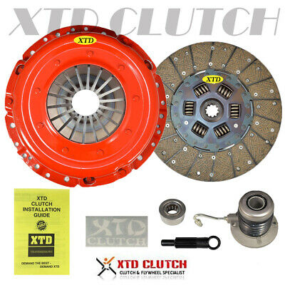 $144.60 • Buy XTD STAGE 1 HD CLUTCH KIT Fits 2005-2010 MUSTANG GT BULLITT SHELBY 4.6L 281 8cyl