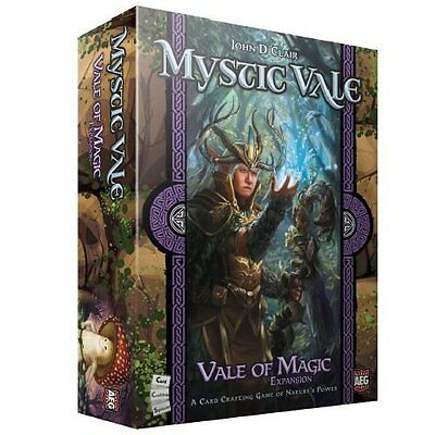 Mystic Vale : Vale Of Magic Expansion - New • 26.01£