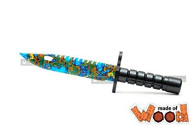 $ CDN19.94 • Buy CS:GO Wooden Knife M9 Bayonet Case Hardened 11-114