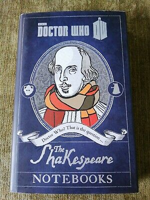 Doctor Who: The Shakespeare Notebooks By BBC (Hardback, 2014) Unwanted Present • 5.99£