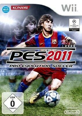 AU15.99 • Buy Nintendo Wii Game - Pro Evolution Soccer 2011 / PES 11 Boxed