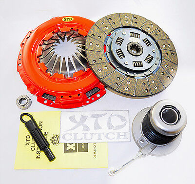 $162.83 • Buy Xtd Stage 2 Clutch Kit 12/05/06-10 Ford Mustang 4.0l V6