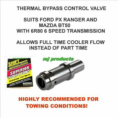 AU88 • Buy Ford Px Ranger And Mazda Bt50 6r80 (patent) Thermal Bypass Control Valve  Stl009