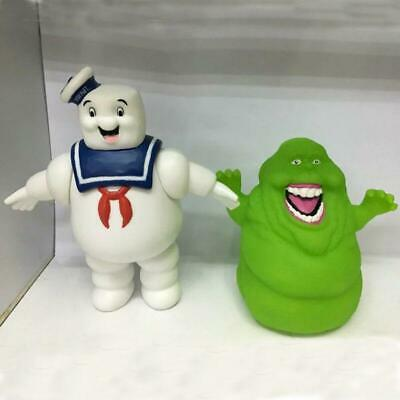 AU23.07 • Buy  6  Ghostbusters Marshmallow Man Stay Puft Plush Vintage Ghost Figure Model