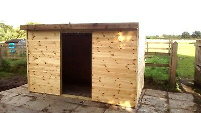 Field Shelter, Perfect For Sheep, Goats Or Miniature Pony • 840£