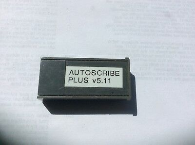 Psion II AUTOSCRIBE PLUS V5.11 Word Processing Software On A 32k • 3£