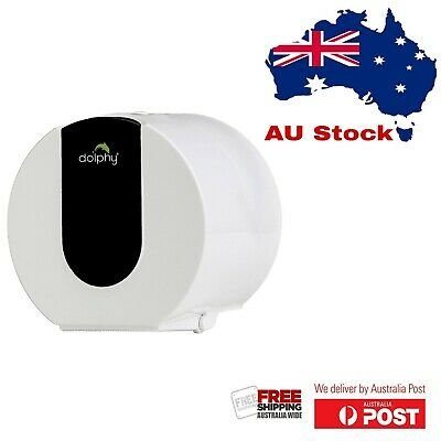 AU19.75 • Buy Dolphy Wall Mounted Small Toilet Paper Dispenser - Black