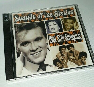 Sounds Of The Sixties - 1961 Still Swinging - Time Life Music - 2cd Set - New  • 29.99£