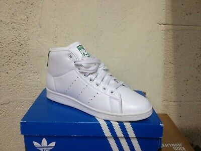 sale retailer 7116c 73731 Scarpe Shoes Casual Adidas Stan Smith High Alte Bianco Num. 39 1 3 •