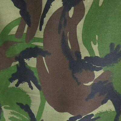 £7.99 • Buy Waterproof Camouflage Canvas Fabric150cm Wide Per /mt Real Tree  Camo Print