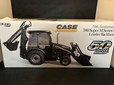 toy case backhoe